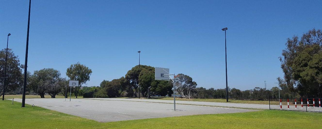 Old Netball Court