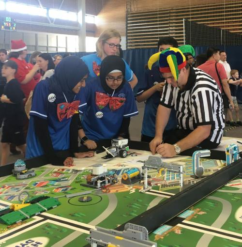 Rafha R - Lego League Australian National Championship -  Sydney