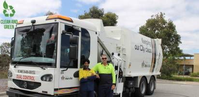 E-Waste and Recycling Drop Off - City of Melville