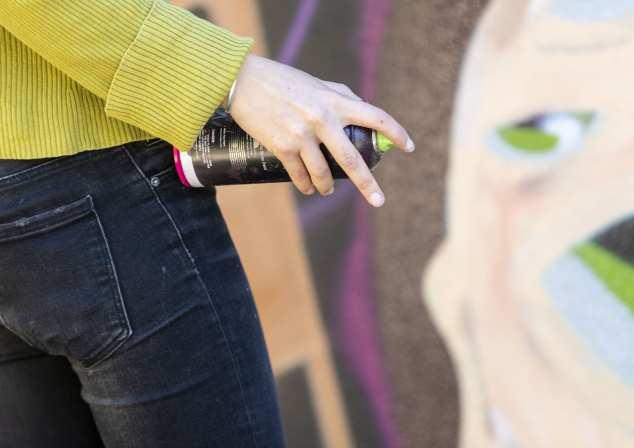 Phaze Urban Art Painting Program City Of Melville